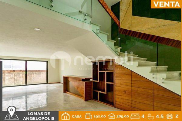 Foto de casa en venta en paseo milan 106, lomas de angelópolis ii, san andrés cholula, puebla, 5929094 No. 02