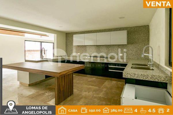 Foto de casa en venta en paseo milan 106, lomas de angelópolis ii, san andrés cholula, puebla, 5929094 No. 03