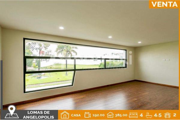 Foto de casa en venta en paseo milan 106, lomas de angelópolis ii, san andrés cholula, puebla, 5929094 No. 04
