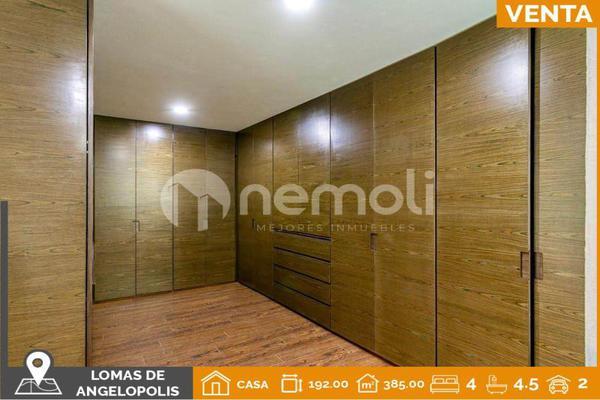 Foto de casa en venta en paseo milan 106, lomas de angelópolis ii, san andrés cholula, puebla, 5929094 No. 05
