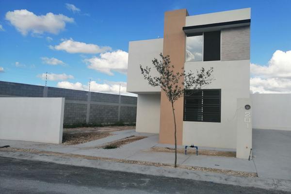 Foto de casa en renta en paseo murallas , paseo san miguel, guadalupe, nuevo león, 21249281 No. 01