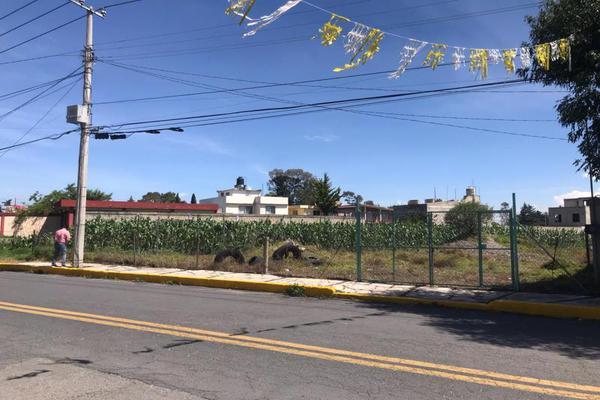 Foto de terreno comercial en venta en paseo otzacatipan 1, san mateo otzacatipan, toluca, méxico, 0 No. 01