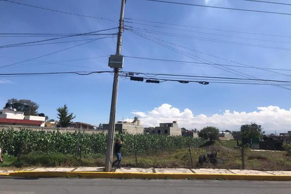 Foto de terreno comercial en venta en paseo otzacatipan 1, san mateo otzacatipan, toluca, méxico, 0 No. 03