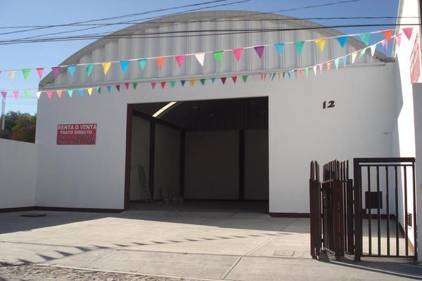 Foto de bodega en venta en paseo reforma , panorama, corregidora, querétaro, 16705517 No. 01