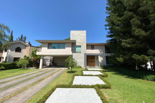 Foto de casa en venta en paseo san arturo oriente 453, valle real, zapopan, jalisco, 0 No. 01