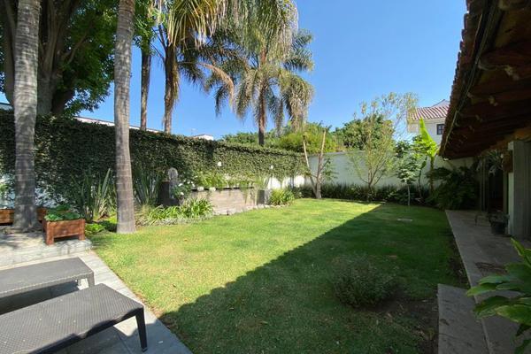 Foto de casa en venta en paseo san arturo oriente 453, valle real, zapopan, jalisco, 0 No. 25