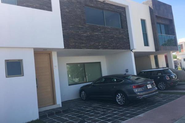Foto de casa en venta en paseo solares 1632, solares, zapopan, jalisco, 6129505 No. 01