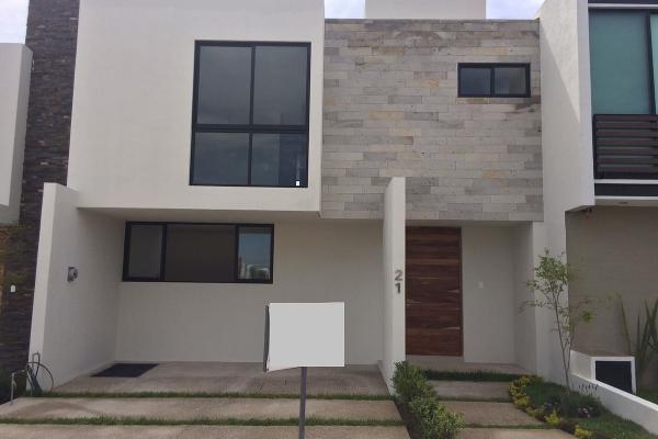 Foto de casa en venta en paseo solares , solares, zapopan, jalisco, 3431583 No. 01