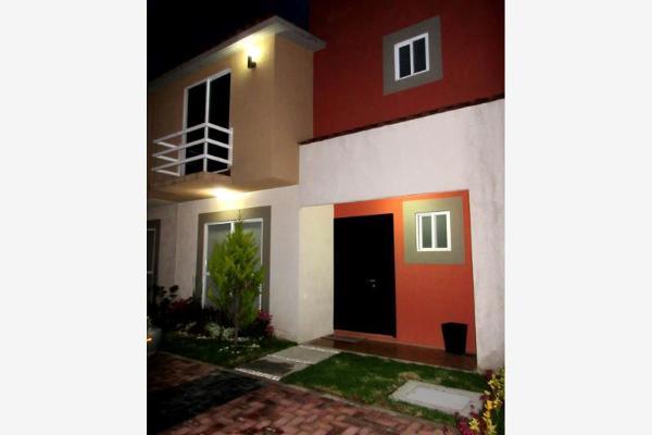 Foto de casa en venta en paseo toscana 216, san mateo otzacatipan, toluca, méxico, 5813349 No. 01