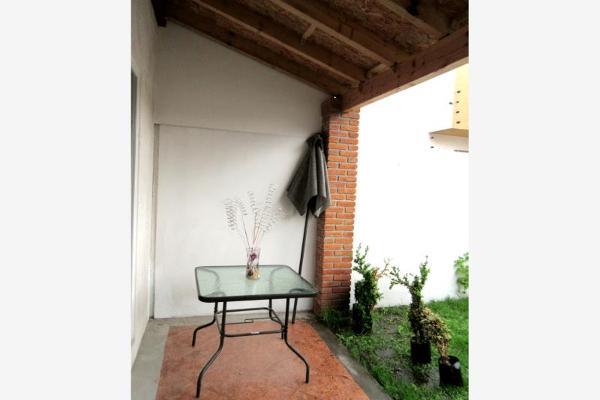 Foto de casa en venta en paseo toscana 216, san mateo otzacatipan, toluca, méxico, 5813349 No. 09