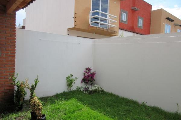 Foto de casa en venta en paseo toscana 216, san mateo otzacatipan, toluca, méxico, 5813349 No. 10