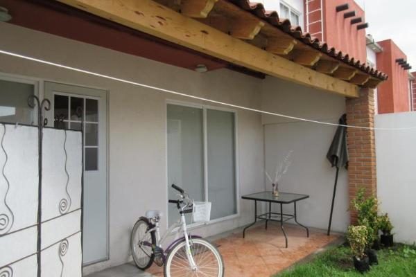 Foto de casa en venta en paseo toscana 216, san mateo otzacatipan, toluca, méxico, 5813349 No. 12