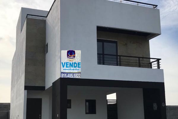 Foto de casa en venta en paseo virreyes , rinconada colonial 1 camp., apodaca, nuevo león, 14038254 No. 01