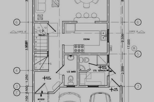 Foto de casa en venta en paseo virreyes , rinconada colonial 1 camp., apodaca, nuevo león, 14038254 No. 19
