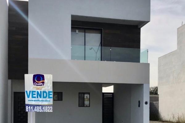 Foto de casa en venta en paseo virreyes , rinconada colonial 1 camp., apodaca, nuevo león, 14038262 No. 01