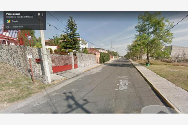 Foto de terreno habitacional en venta en paseo zoquitl 00, ixtapaluca centro, ixtapaluca, méxico, 17743317 No. 03