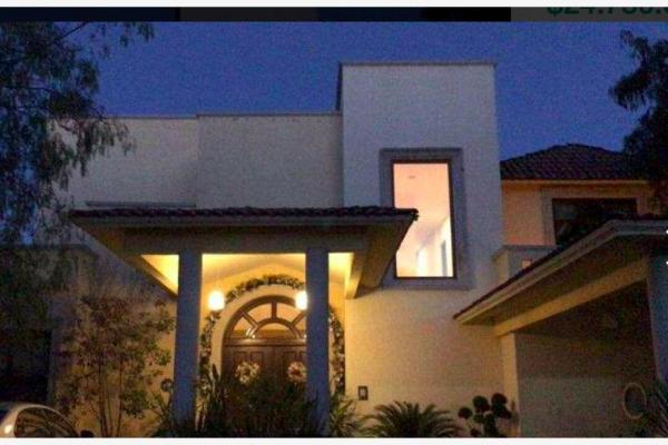 Foto de casa en venta en paseos 1, jardines en la montaña, tlalpan, df / cdmx, 5916389 No. 01