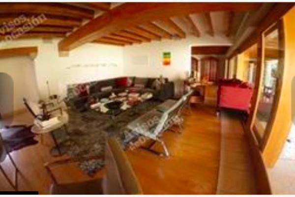 Foto de casa en venta en paseos 1, lomas del pedregal, tlalpan, df / cdmx, 5914054 No. 01