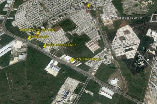 Foto de terreno habitacional en venta en  , paseos de opichen la joya, mérida, yucatán, 5355528 No. 02