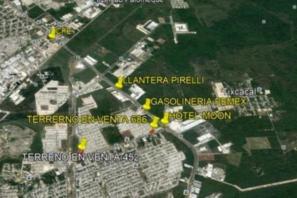 Foto de terreno habitacional en venta en  , paseos de opichen la joya, mérida, yucatán, 5355528 No. 03