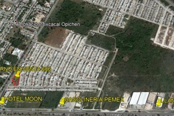 Foto de terreno habitacional en venta en  , paseos de opichen la joya, mérida, yucatán, 5355528 No. 04