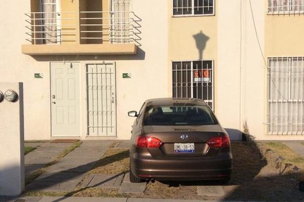 Foto de casa en venta en  , paseos de san miguel, querétaro, querétaro, 2729390 No. 01