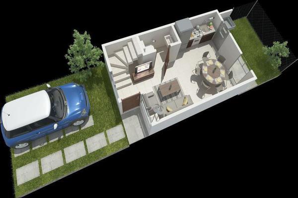 Foto de casa en venta en  , paseos del lago, zumpango, méxico, 7862800 No. 06