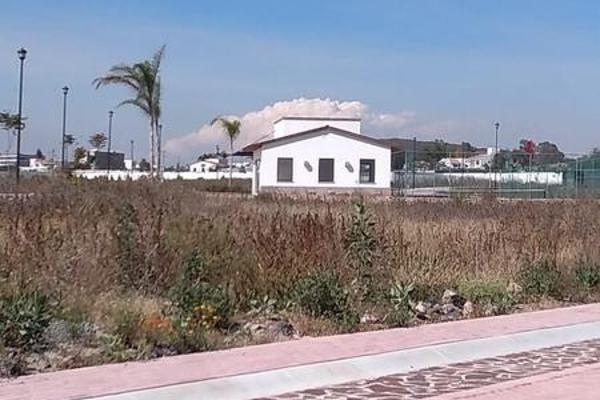 Foto de terreno habitacional en venta en  , paseos del marques, el marqués, querétaro, 8024846 No. 01