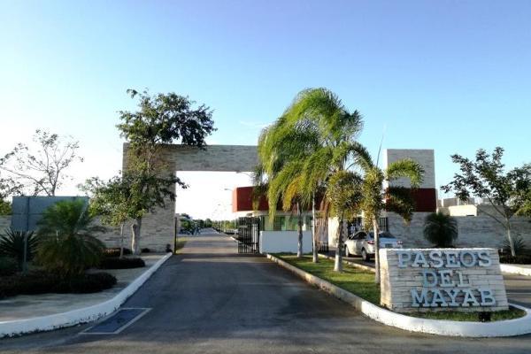 Foto de casa en venta en paseos del mayab , conkal, conkal, yucatán, 3336002 No. 01