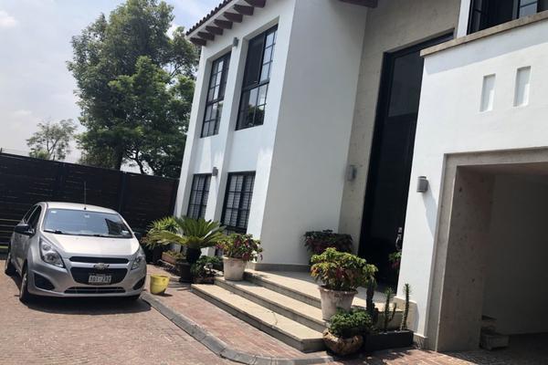 Foto de casa en venta en paseos del pedregal , jardines del pedregal, álvaro obregón, df / cdmx, 8184141 No. 02