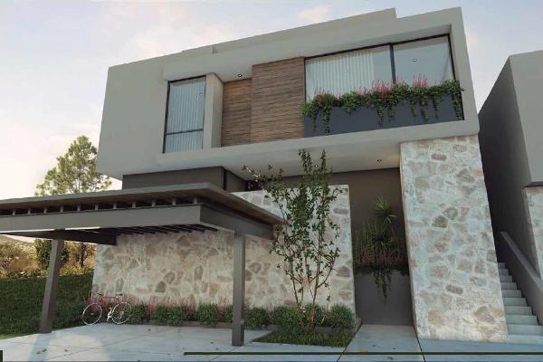 Foto de casa en venta en  , paseos del pedregal, querétaro, querétaro, 14023172 No. 01
