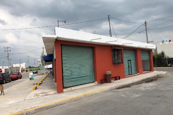 Foto de local en venta en paseos del pirul , santa maría, zumpango, méxico, 5928417 No. 01