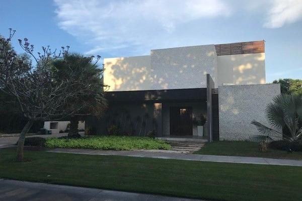 Foto de casa en venta en paseos jaguar , yucatan, mérida, yucatán, 12267242 No. 01