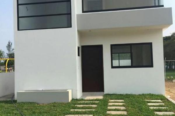 Foto de casa en venta en  , paso colorado, medellín, veracruz de ignacio de la llave, 7218628 No. 01