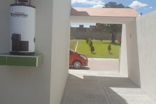 Foto de casa en venta en  , paso de cortes ii, apizaco, tlaxcala, 0 No. 09