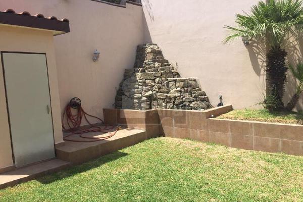 Foto de casa en venta en paso de pozuelos , bosquencinos 1er, 2da y 3ra etapa, monterrey, nuevo león, 10138443 No. 35