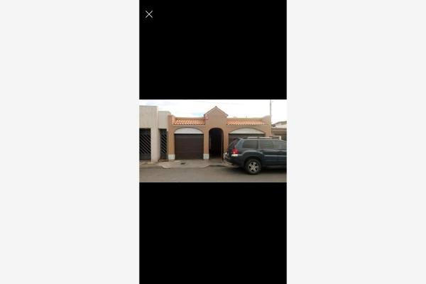 Foto de casa en venta en paso del norte 1660, villas del real, mexicali, baja california, 0 No. 01