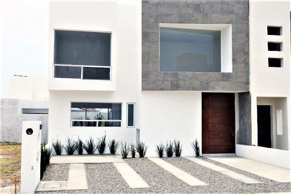 Foto de casa en venta en patanal , juriquilla, querétaro, querétaro, 14023660 No. 01