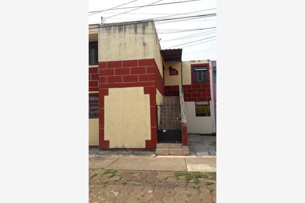 Foto de departamento en venta en  , patria infonavit, uruapan, michoacán de ocampo, 16430806 No. 01