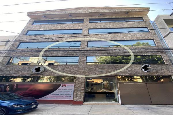 Foto de oficina en renta en patricio sanz , del valle norte, benito juárez, df / cdmx, 7556819 No. 03