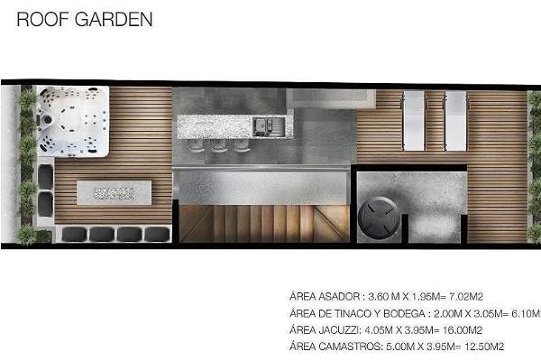 Foto de casa en venta en patricio sanz , del valle sur, benito juárez, df / cdmx, 5876929 No. 31