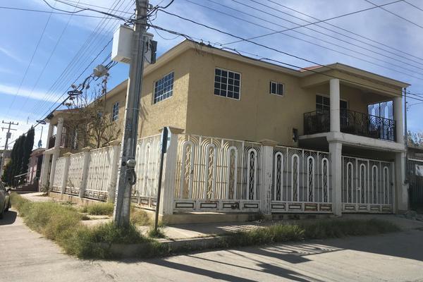 Foto de casa en venta en  , pavis borunda, chihuahua, chihuahua, 12815201 No. 01