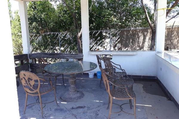 Foto de casa en renta en pavorreales 1001, san isidro, saltillo, coahuila de zaragoza, 5412527 No. 07