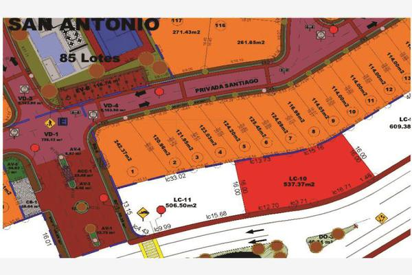 Foto de terreno comercial en renta en pedregal 0, bernardo quintana arrioja, corregidora, querétaro, 15865001 No. 04