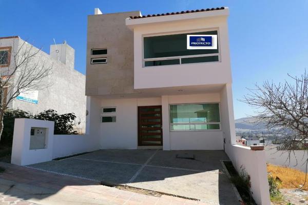 Foto de casa en venta en pedregal 1, colinas de schoenstatt, corregidora, querétaro, 19273140 No. 01