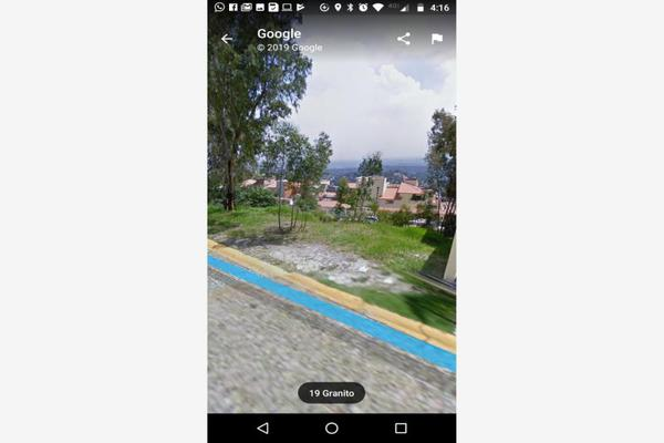 Foto de terreno habitacional en venta en pedregal de echegaray 0, pedregal de echegaray, naucalpan de juárez, méxico, 7515584 No. 03