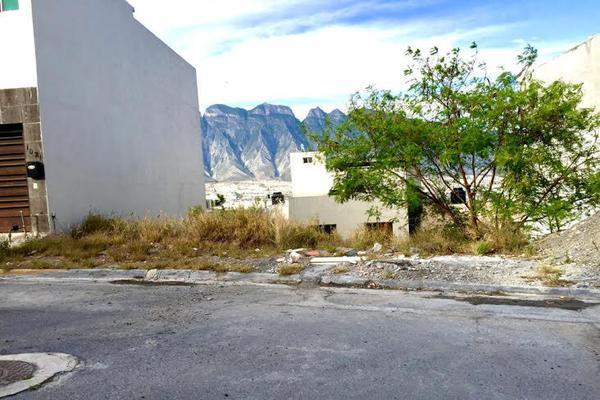 Foto de terreno habitacional en venta en  , pedregal de la huasteca, santa catarina, nuevo león, 0 No. 02