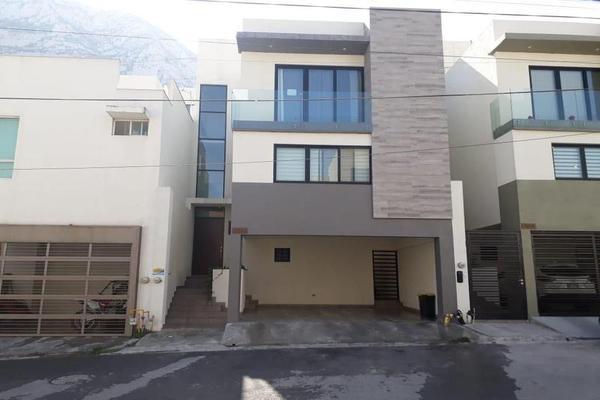 Foto de casa en venta en  , pedregal de la huasteca, santa catarina, nuevo león, 7956228 No. 01