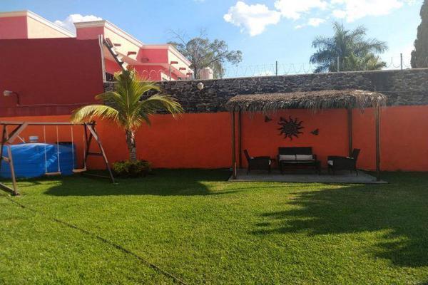 Foto de casa en renta en pedregal de las fuentes 1, pedregal de las fuentes, jiutepec, morelos, 10121108 No. 43