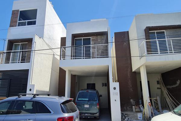 Foto de casa en renta en  , pedregal de lindavista, guadalupe, nuevo león, 0 No. 01